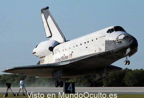 El transbordador espacial, los ovnis y el misterioso incidente STS-75