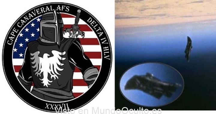 Estados Unidos lanza satélite Top Secret para proteger al Caballero Negro o al Caballero Negro