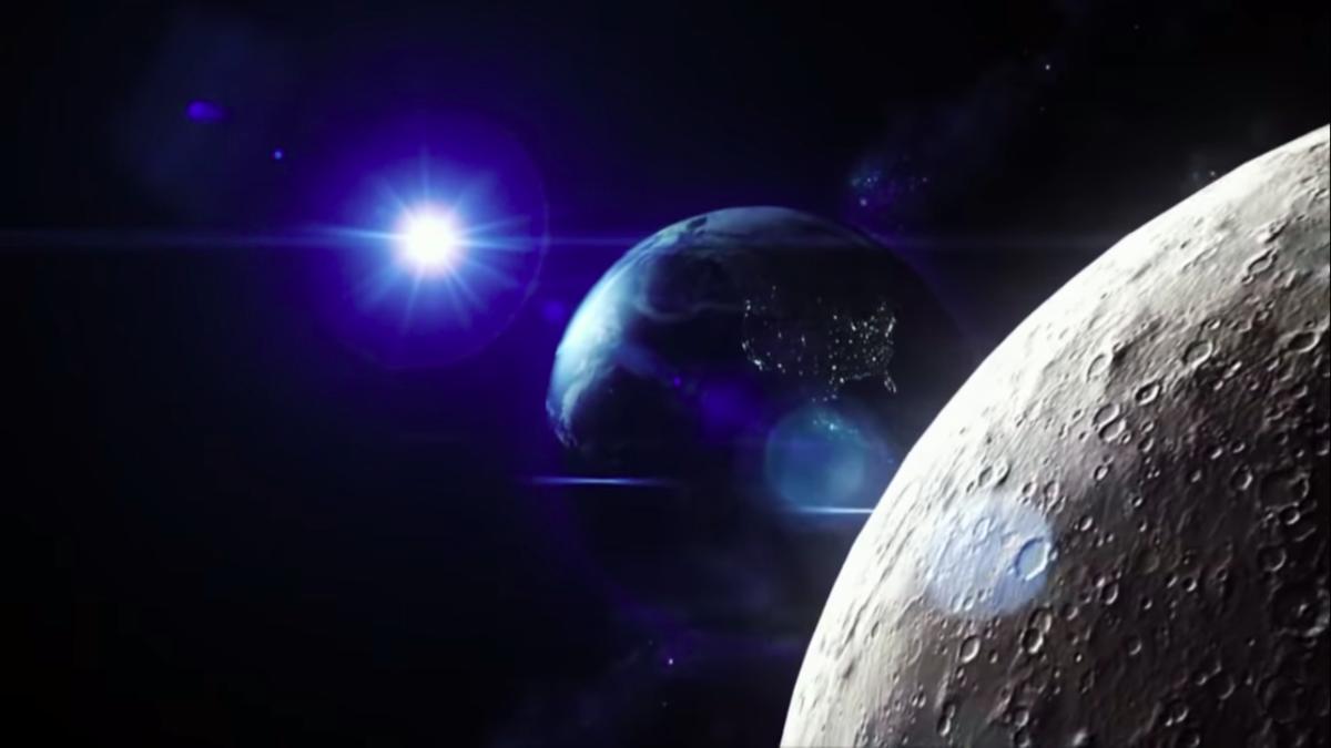 Espacio, Luna