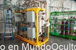 Logran crear un dispositivo de bajo costo para convertir agua de mar en combustible