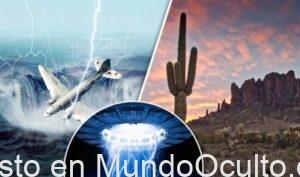 Los Lugares Más Misteriosos De La Tierra: Actividad Paranormal, Extraterrestres Y Desapariciones