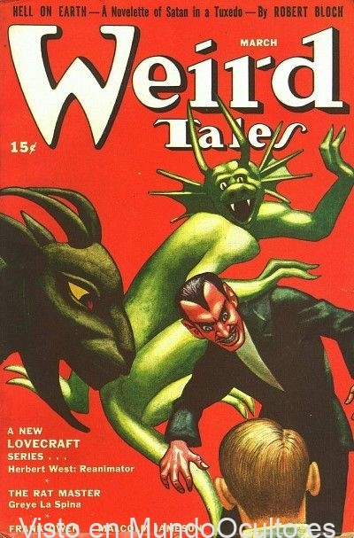 Misterios de Lovecraft: relatos fantásticos, diferentes dimensiones y horror cósmico