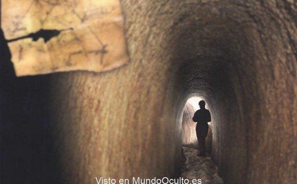 Misteriosos túneles unen Escocia con el Mediterráneo
