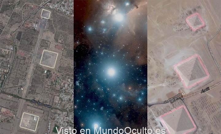 Monumentos viejos alineados con los astros: Pirámides de Egipto, de Teotihuacán y más