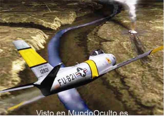 Piloto de US AIR FORCE cuenta la caída de un OVNI y el descubrimiento de la tripulación «NO HUMANA» no «