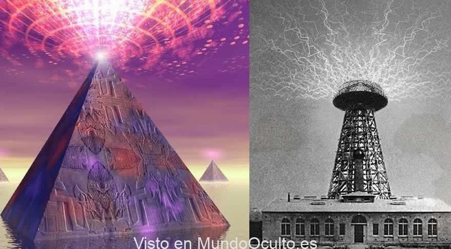 Por qué Tesla estudiaba las pirámides de Egipto obsesivamente