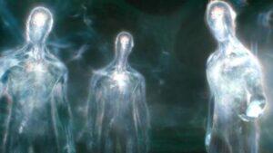 ¿Ángeles o Alienígenas?