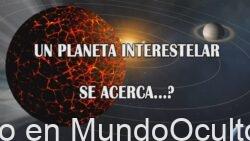 ¿Y si un Planeta Interestelar entrara en el Sistema Solar?