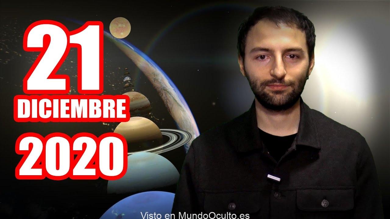 21 DE DICIEMBRE Ocurrirá un EVENTO ASTRONÓMICO SIN PRECEDENTES