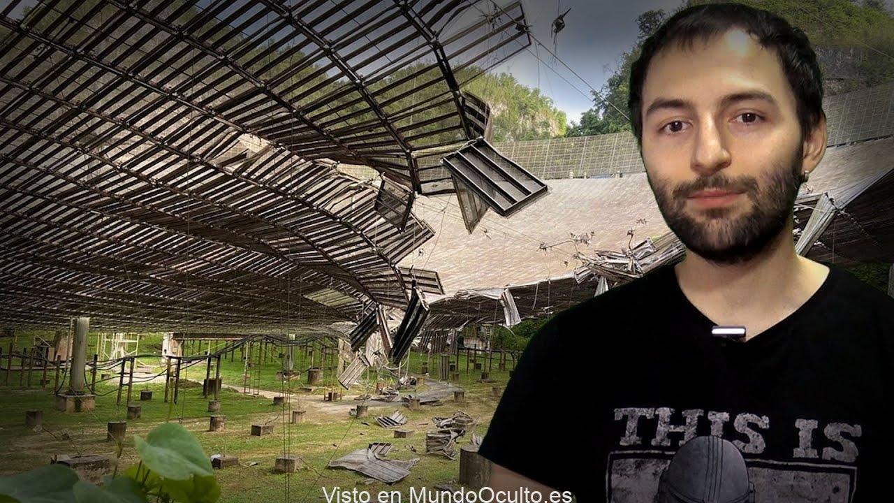 ALGO MUY RARO está pasando en el Radiotelescopio de Arecibo (Lo van a cerrar)