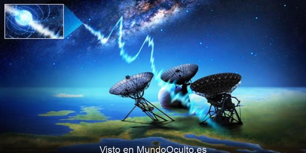 Alguien está llamando: Se repite la potente emisión de radio cerca de la Tierra