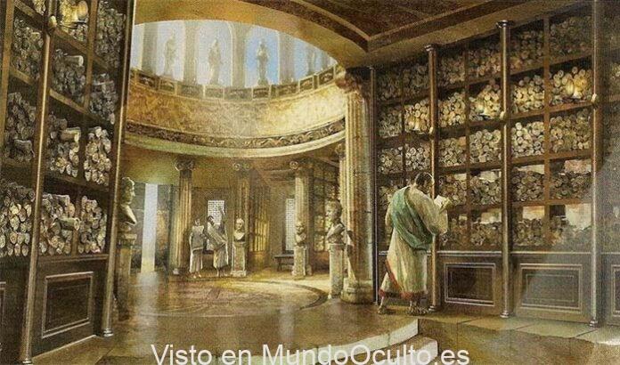 Biblioteca de Alejandría: pérdida del conocimiento original de la sociedad