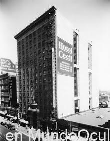 El Embrujado Hotel Cecil (Los Angeles, USA)