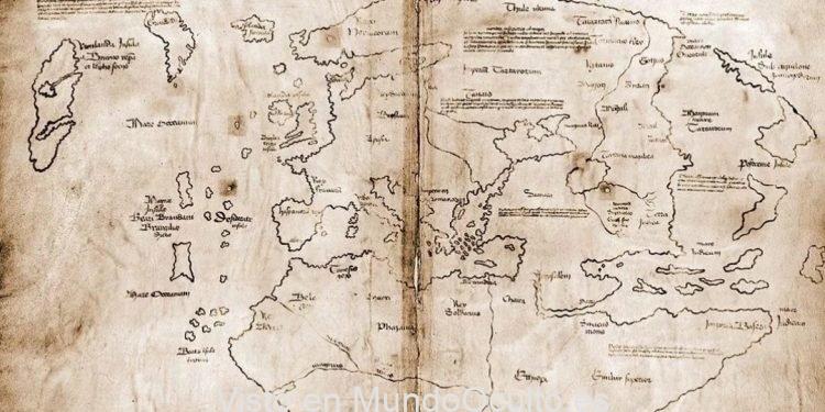 El mapa de los vikingos que visitaron América mucho antes que Colón es falso