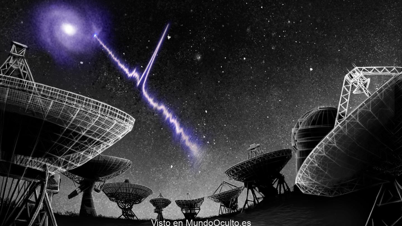 Es OFICIAL: señal de radio proveniente del cosmos hondo se repite