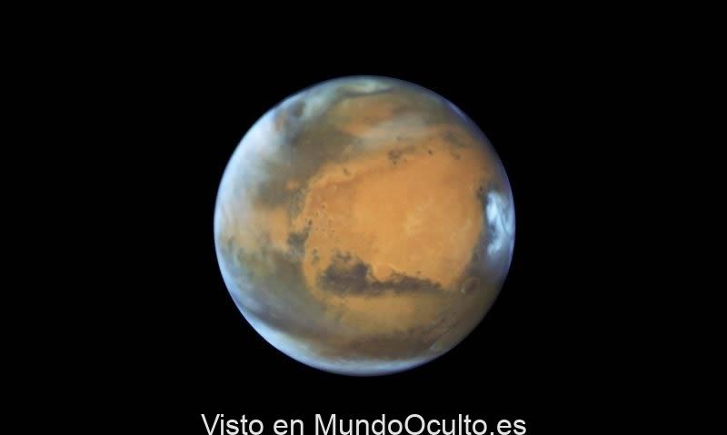 Este antiguo meteorito propone que había agua en Marte anteriormente que hubiera vida en la Tierra