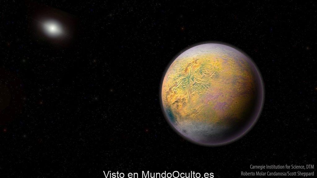 Los astrónomos descubren Goblin mucho más allá de Plutón, lo que podría llevarnos al descubrimiento del Planeta X (Planeta Nueve)