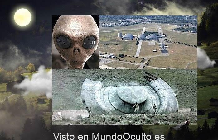 Ingeniero de la Fuerza Aérea: Hay túneles con cuerpos y naves extraterrestres