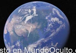 Investigador Descubrió Un Objeto Extraño De Unas 3,000 Millas De Largo Sobre La Tierra