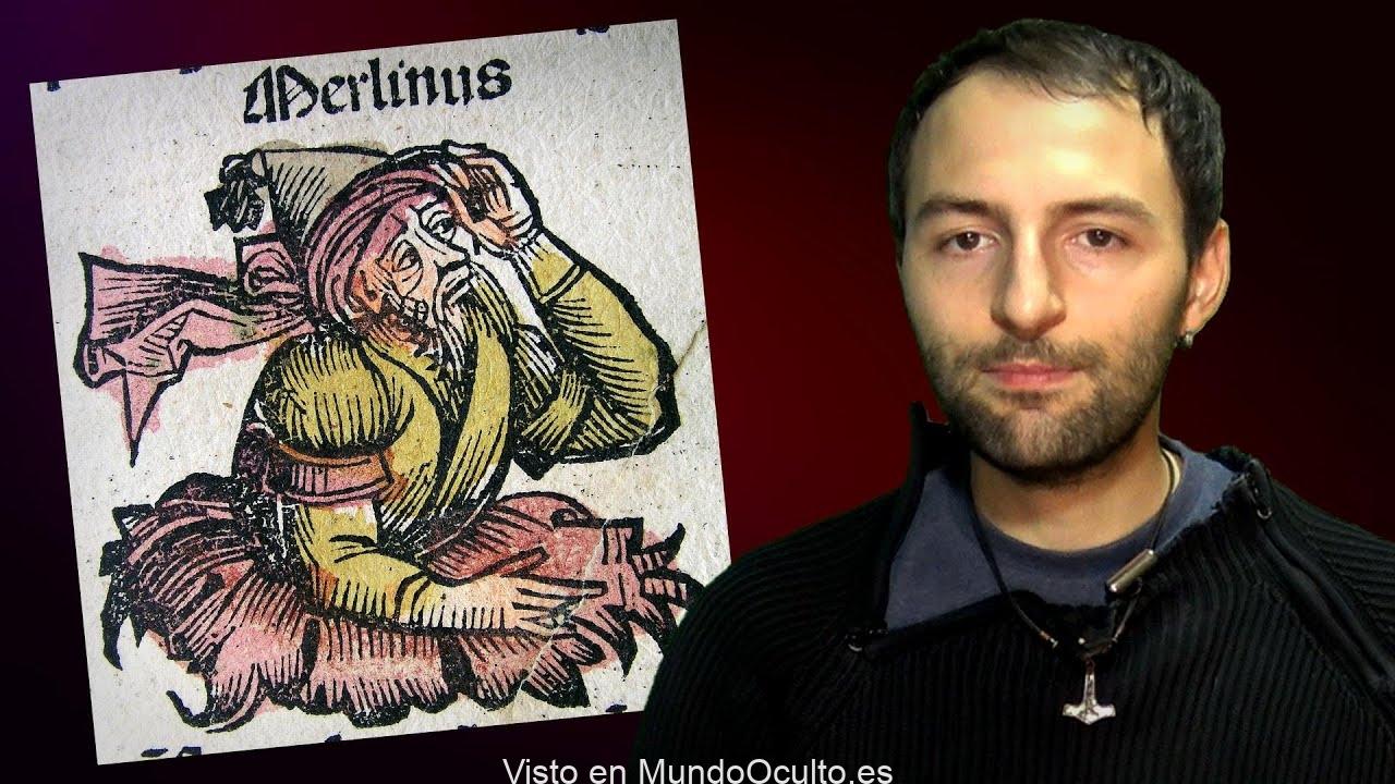 La historia SECRETA de Merlín el mago