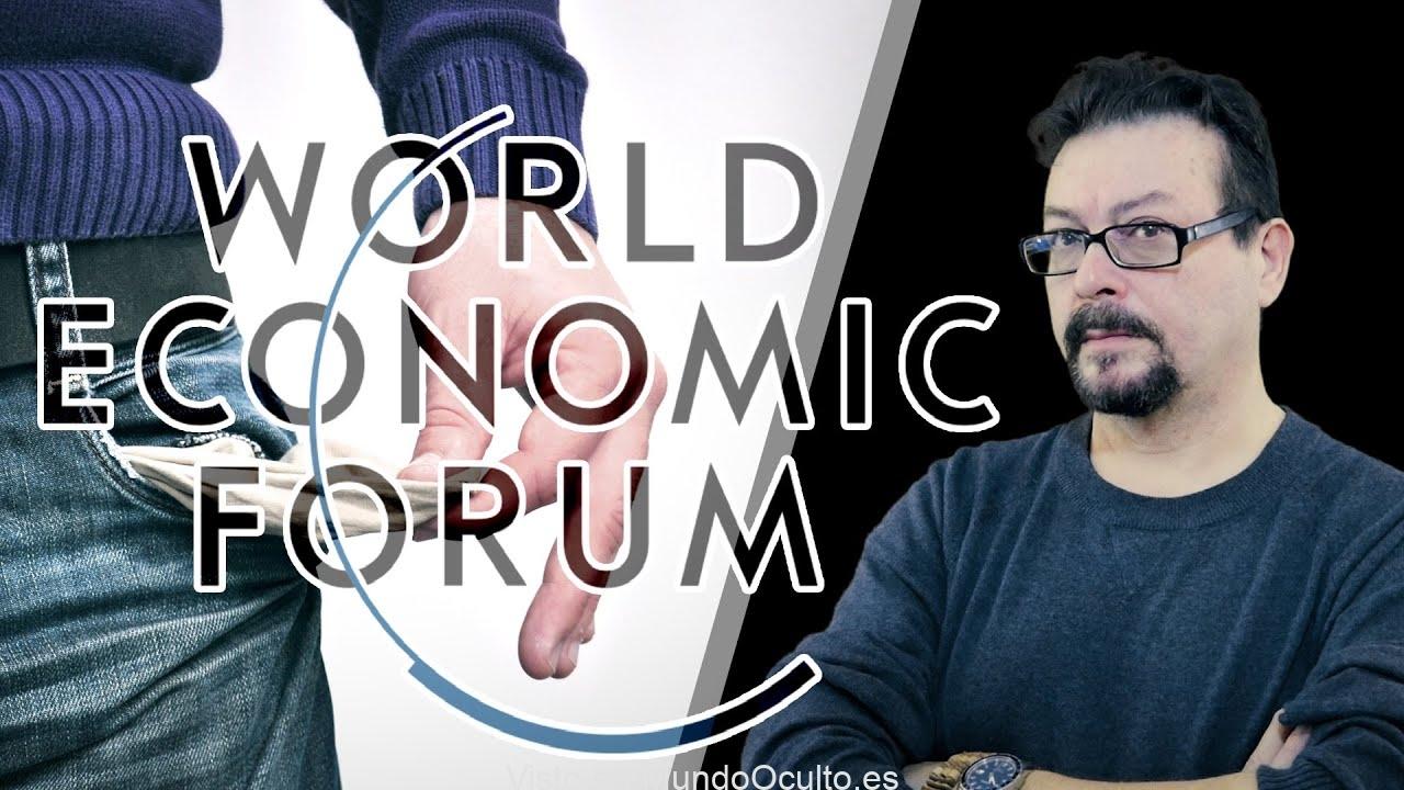 """Los 8 Puntos del Foro Económico Mundial para hacer un Mundo """"Feliz"""""""