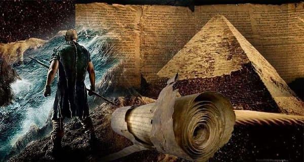 manuscrito del arca de noé