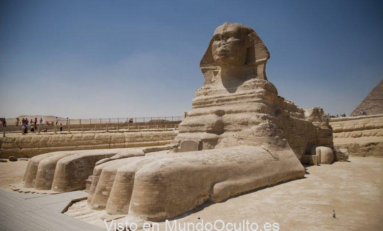 Misterio no escrito: ¿Por qué las estatuas de los faraones egipcios tienen la nariz rota?