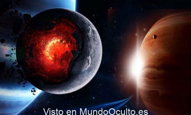 NIBIRU: Nueva evidencia científica confirma que un «Planeta enorme» estaba en el sistema solar