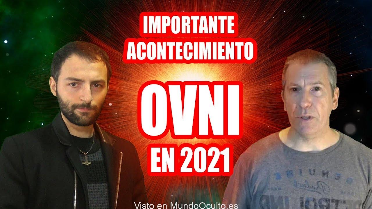 PREPARAOS «ALGO IMPORTANTE está por venir sobre OVNIs» con David Parcerisa