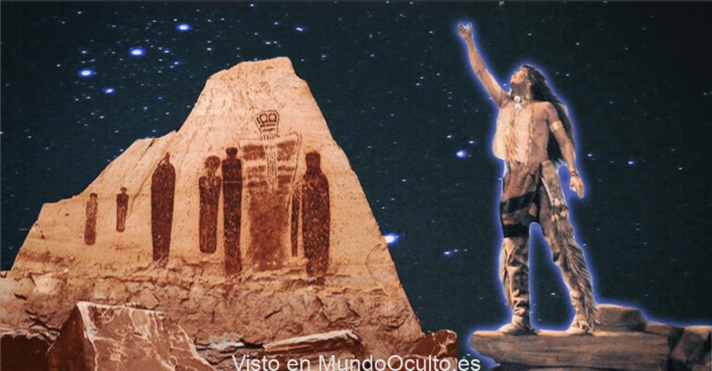 ¿Quiénes eran las personas de las estrellas mencionadas por las culturas antiguas de todo el mundo?