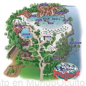 River Country, el parque abandonado de Disney (Florida, USA)
