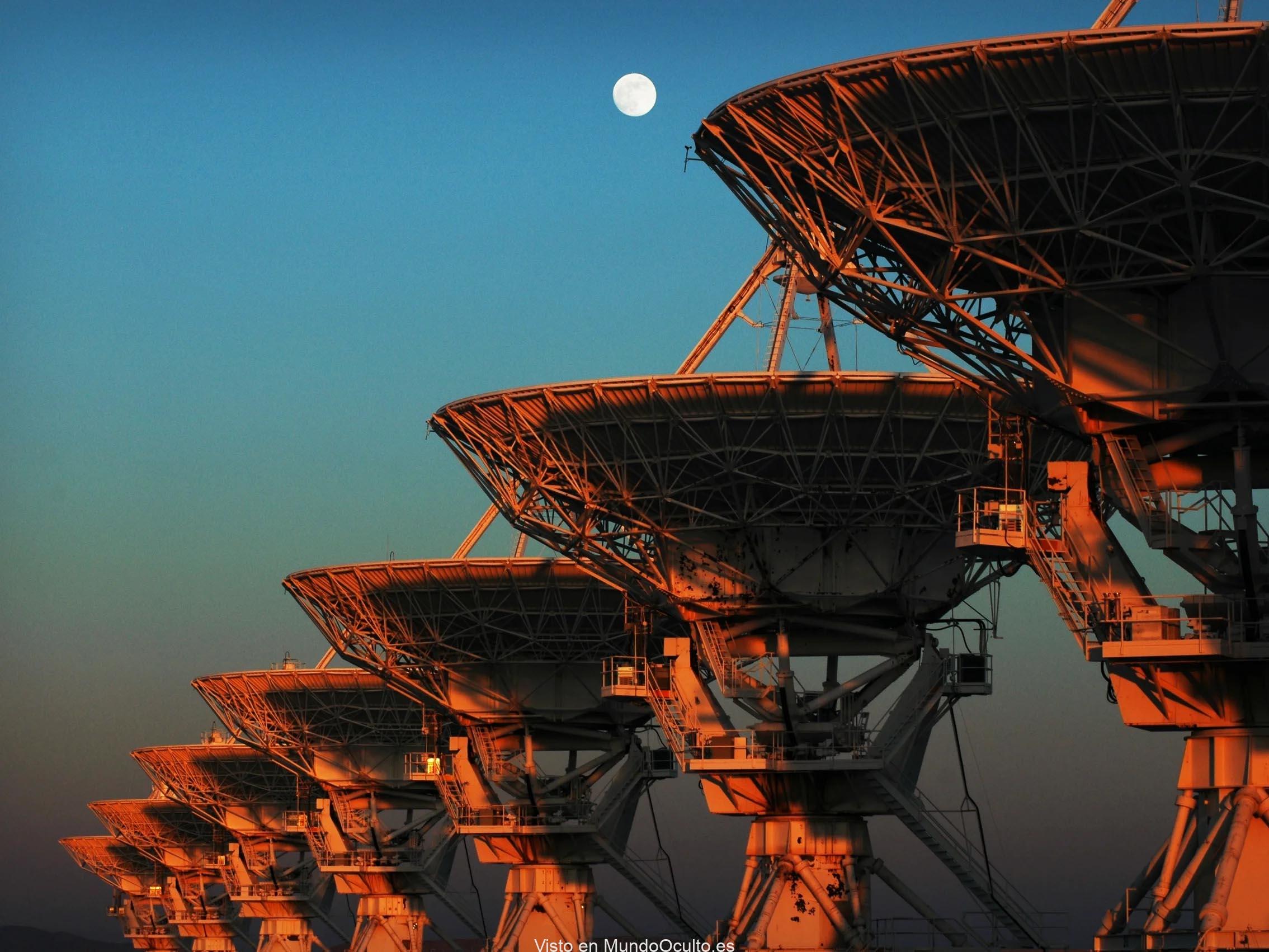 Se detectan casi 27 millones de indicios de una civilización inteligente