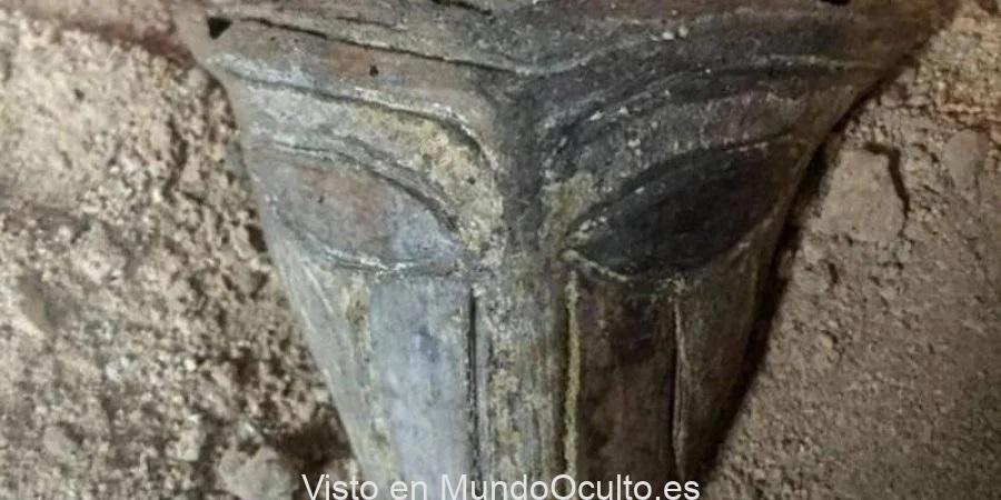 ¿Un retrato de un extraterrestre? En Bulgaria, los arqueólogos han encontrado una máscara de arcilla de una forma inusual
