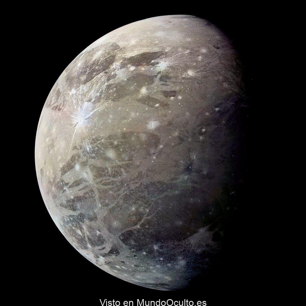 Científicos descubren «posibles ambientes habitables» en las lunas heladas de Júpiter