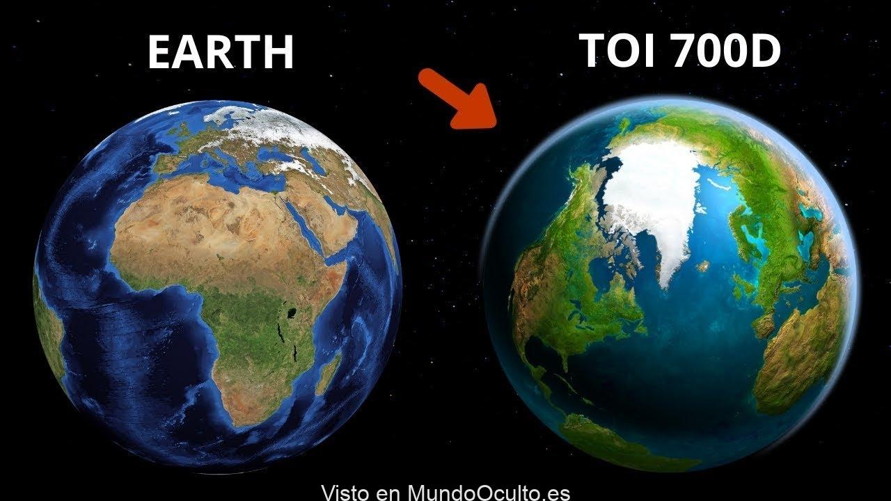 CONFIRMAN La Detección De Un Nuevo Planeta Tierra Potencialmente Habitable…?
