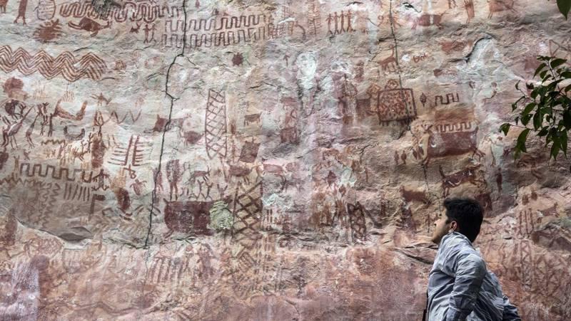 Pinturas rupestre civilizaciones antiguas