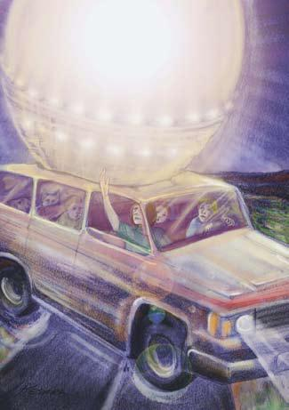 The Knowles UFO Encounter