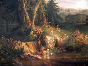 ¿Existió realmente el Jardín del Edén?
