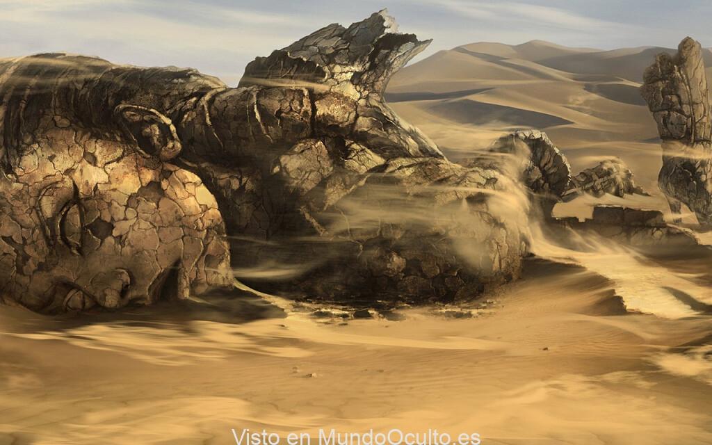 ¡Hace 4000 años hubo una Guerra Nuclear en la Tierra! 86