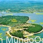 La Isla del Roble o