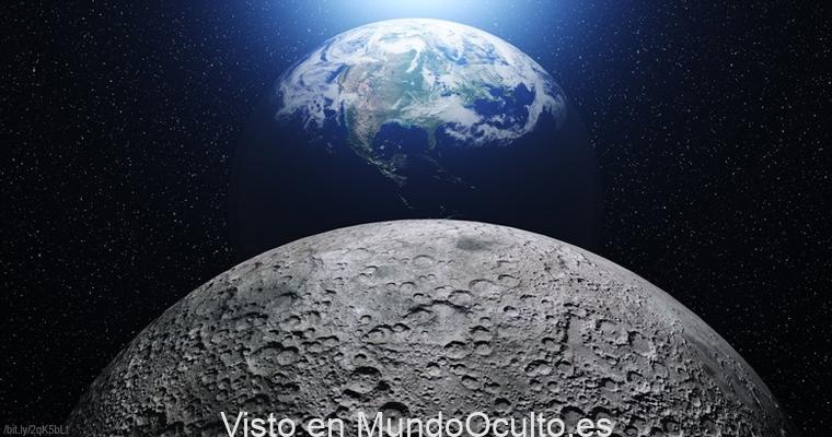 La Luna se aleja de la Tierra a razón de 3,8 cm por año