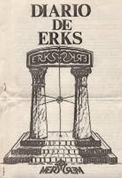 La Ciudad Perdida de ERKS - Misterios del mundo subterráneo