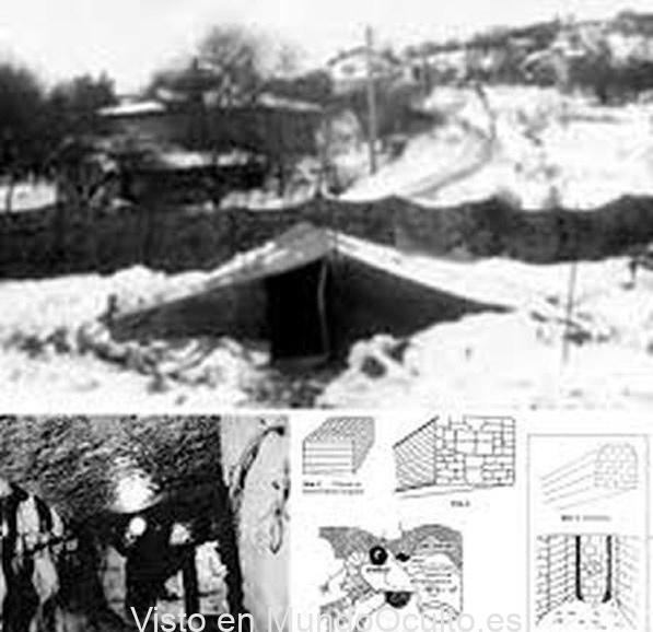 Misterios subterráneos de Tsarichina – «Bulgaria, y un incognito explosivo»