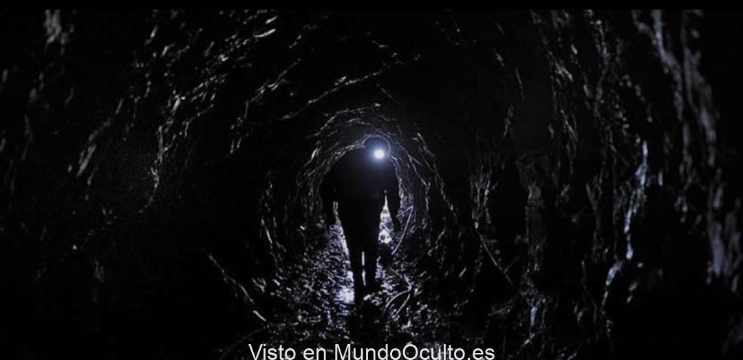 Tommyknockers: misteriosos «hombrecitos verdes» observados por mineros en túneles subterráneos