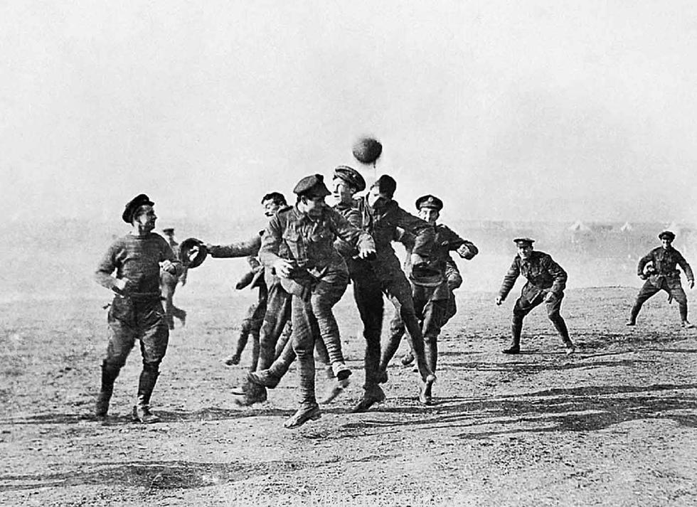 Tregua de Navidad: el suceso que paró la Primera Guerra Mundial por unas horas