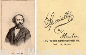 William H. Mumler: El controvertido fotógrafo de espíritus que capturó la imagen del fantasma de Abraham Lincoln