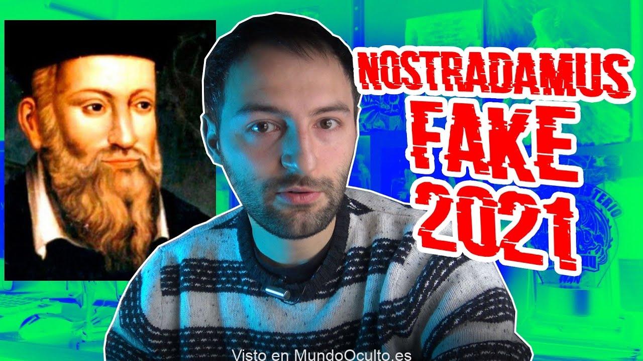 YA BASTA DE FALSAS NOTICIAS – Las FALSAS profecías de NOSTRADAMUS para el 2021