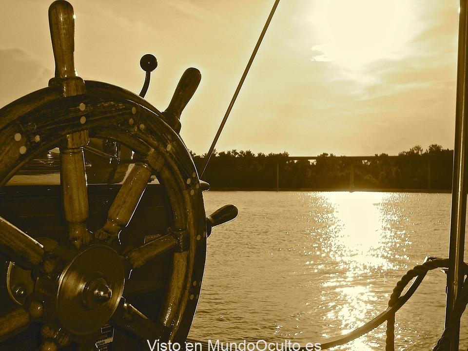 Barco Fantasma: La Leyenda del Octavius, la «nave de la tripulación congelada»
