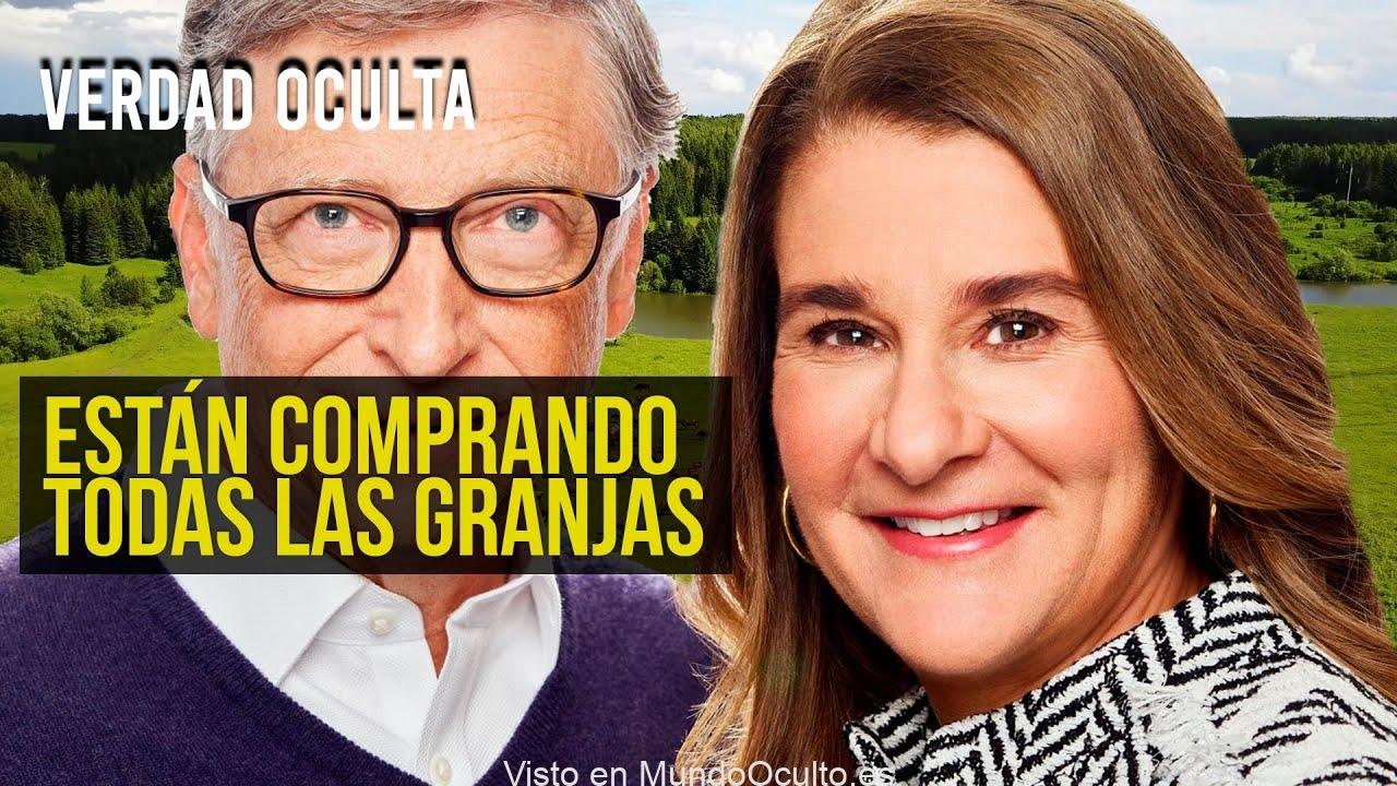 BILL GATES ESTA COMPRANDO TODAS LAS PROPIEDADES AGRICOLAS