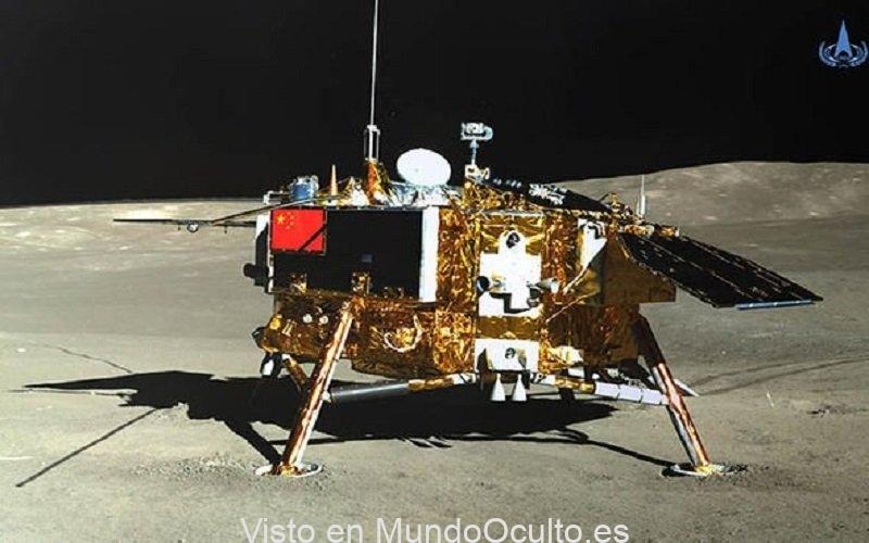 China revela planes para «COLONIZAR el espacio» construyendo CASAS en la Luna